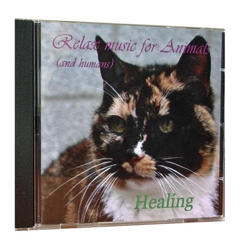 CD: Relax-Musik für Tiere (und ihre Besitzer)