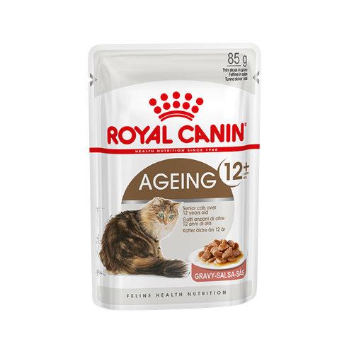 Royal Canin Ageing 12+ in Gravy Katzenfutter - Frischebeutel
