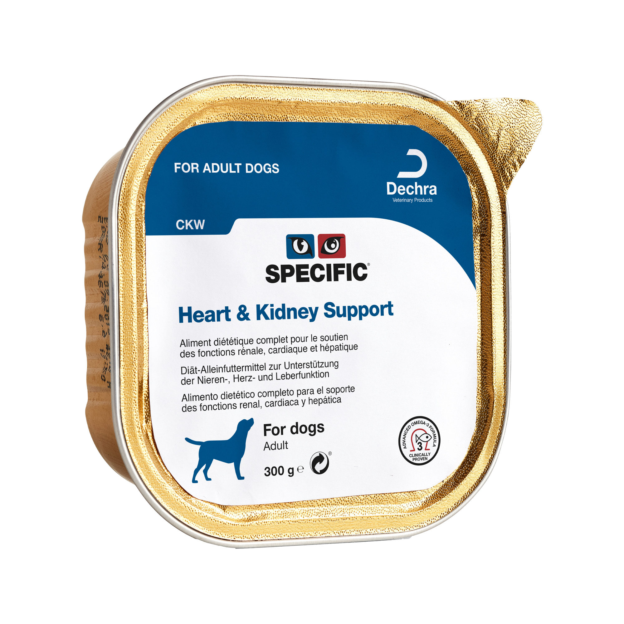 SPECIFIC Heart & Kidney Support CKW - Barquette