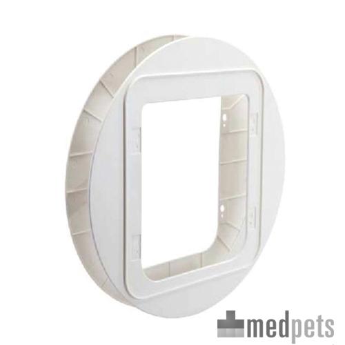 SureFlap Montageadapter Haustierklappe - Weiß