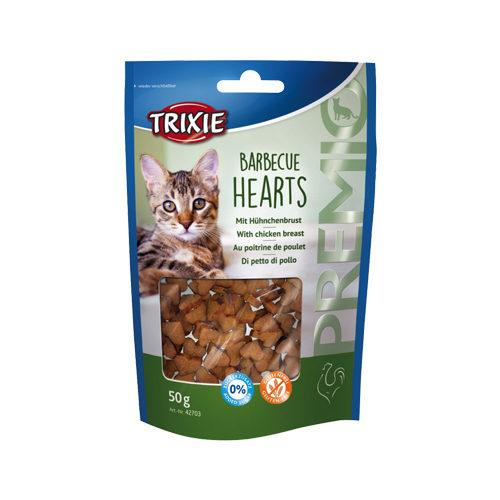 Trixie Premio Hearts - BBQ Hearts