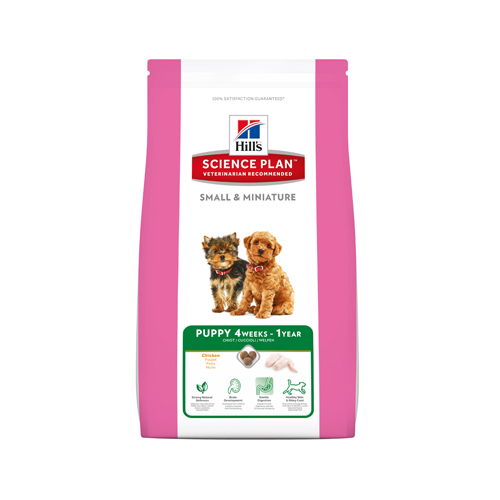 Hill's Science Plan Puppy Mini Hundefutter - Huhn