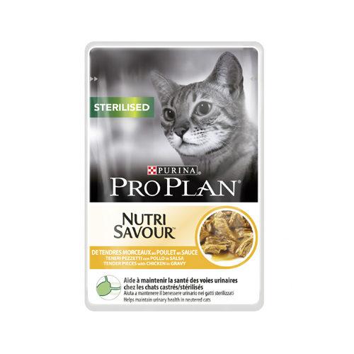 Purina Pro Plan NutriSavour - Sachet - Sterilised