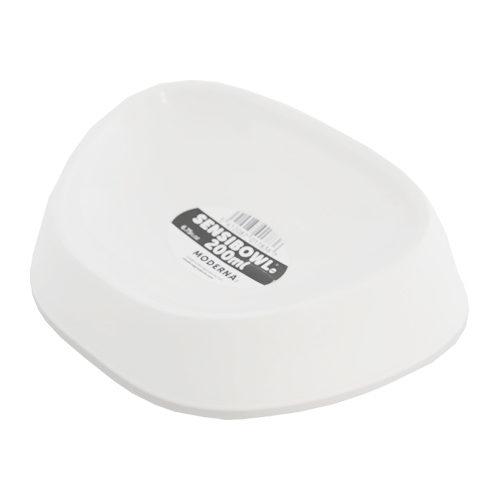 Moderna Sensi Bowl Futternapf - Weiß