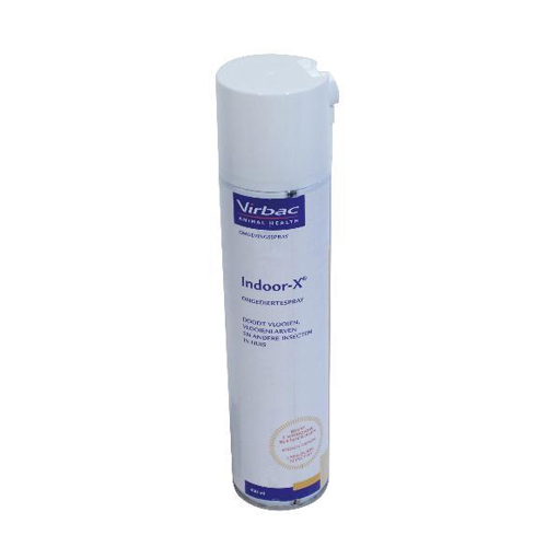 Virbac Indoor-X - Spray anti-parasitaire