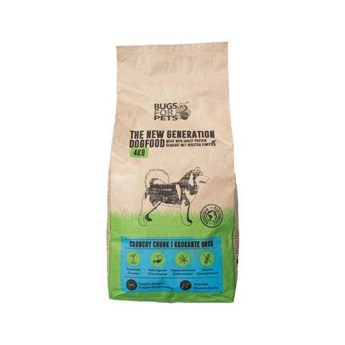 BugsforPets - Croquettes croustillantes - 10 kg
