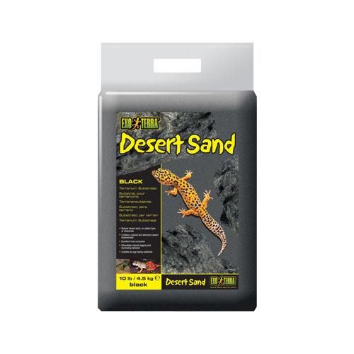 Exo Terra - Sable du désert - Noir
