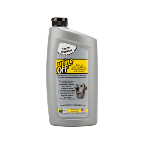 Urine Off Chien - Nettoyant pour tapis