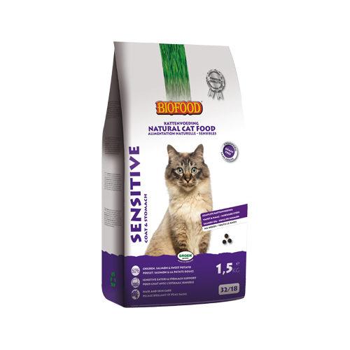 Biofood Sensitive Katzenfutter