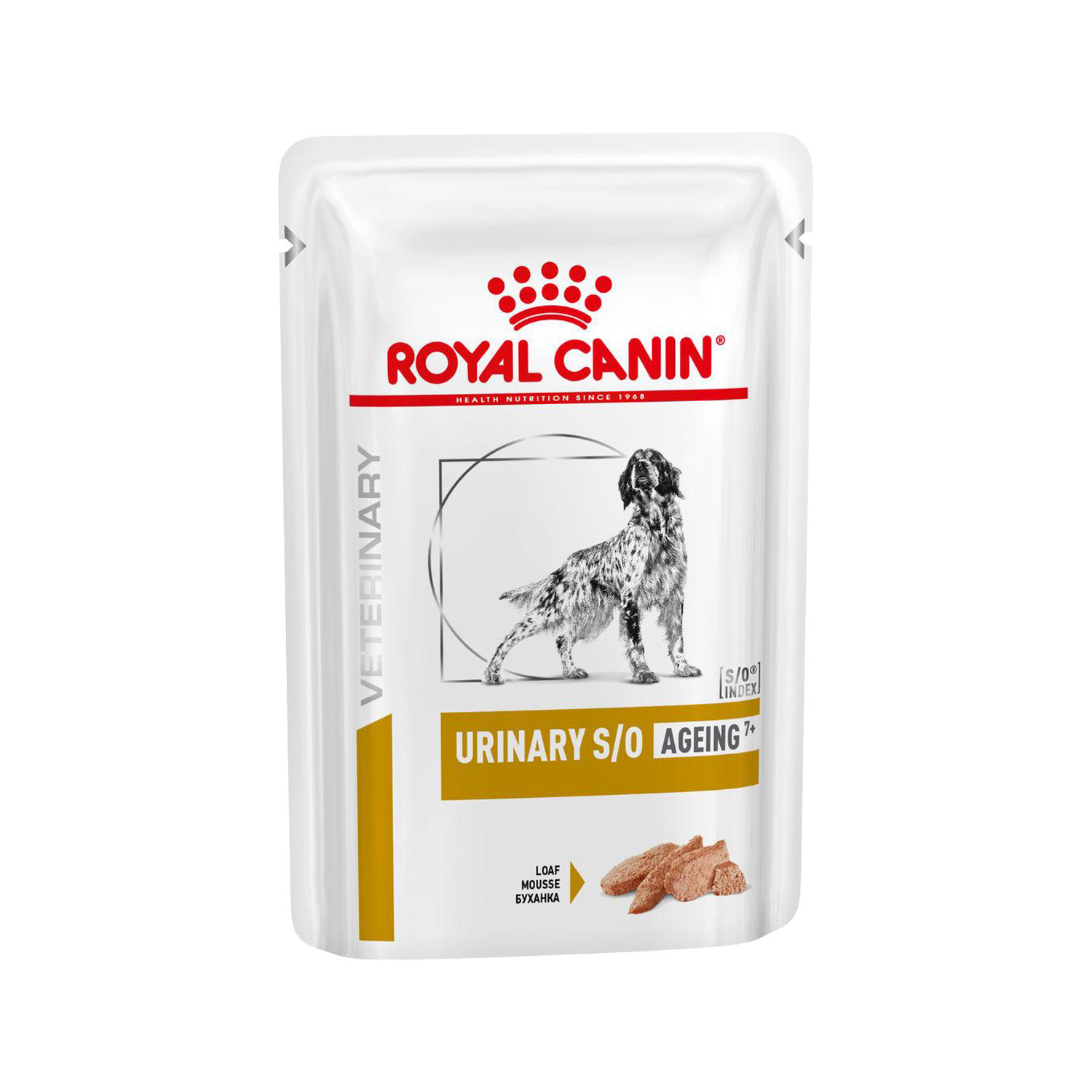 Royal Canin S/O Urinary Ageing 7+ Hundefutter - Frischebeutel