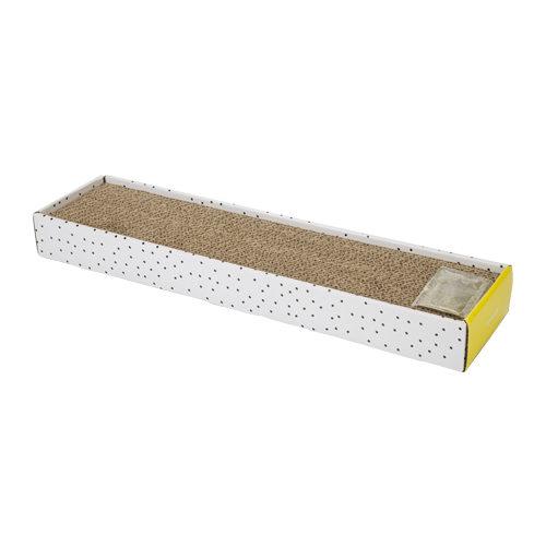Beeztees Pula - Planche à gratter en carton