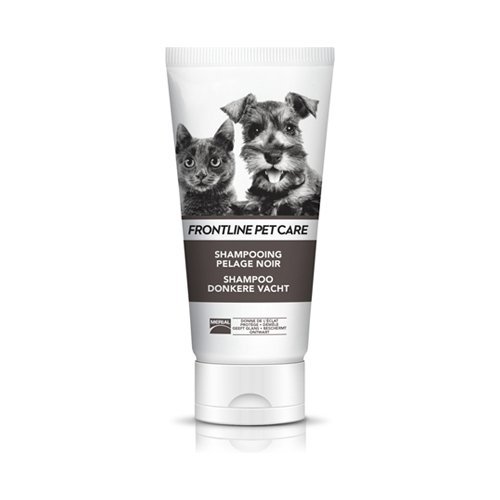Frontline Pet Care Shampoo für dunkles Fell