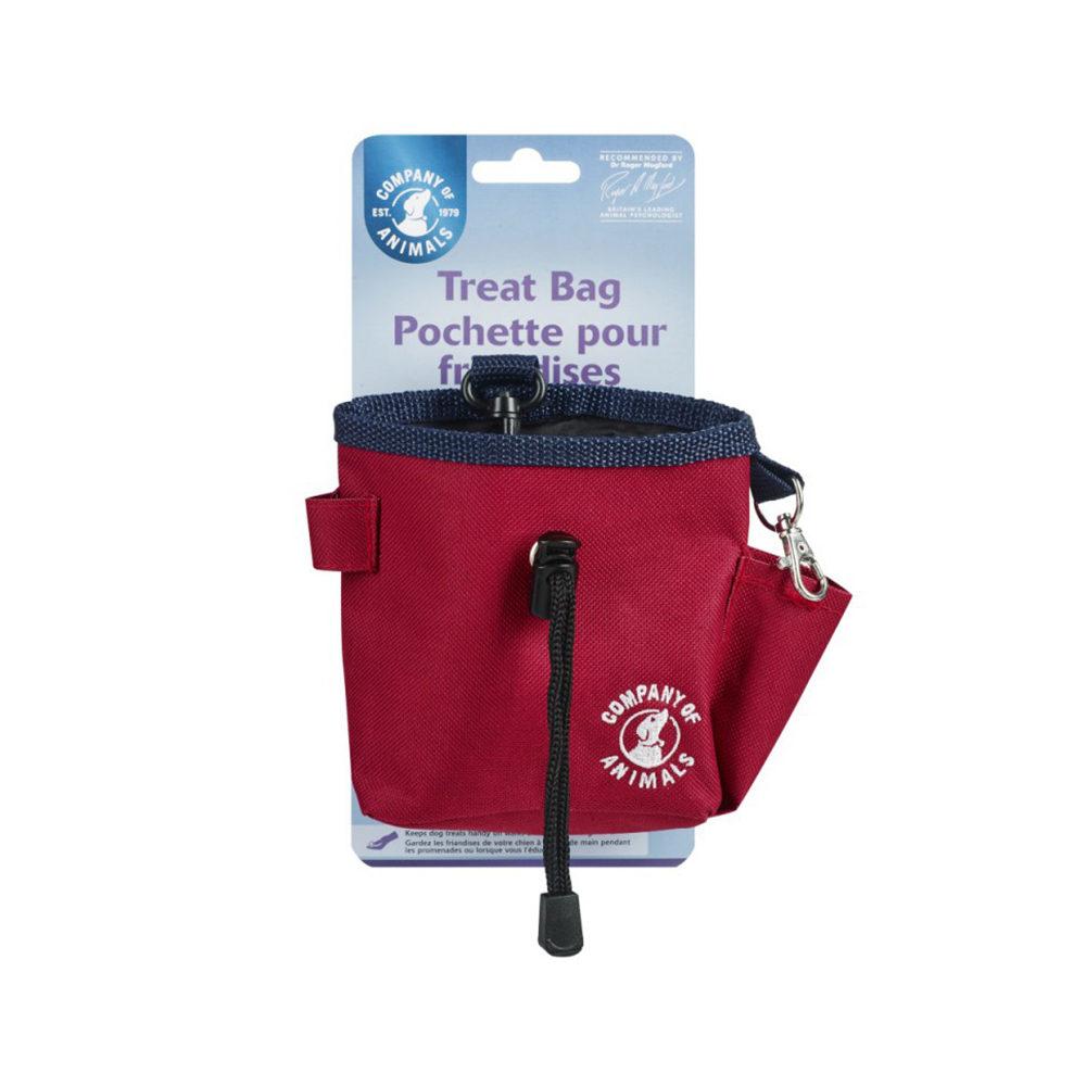 Clix Treat Bag - Rot