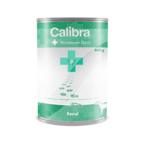 Calibra Veterinary Diets Renal Hundefutter - Dosen