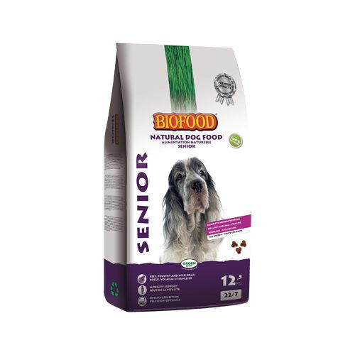 Biofood Senior Hundefutter - 12,5 kg