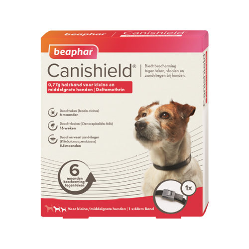 Beaphar Canishield - Chien - S / M