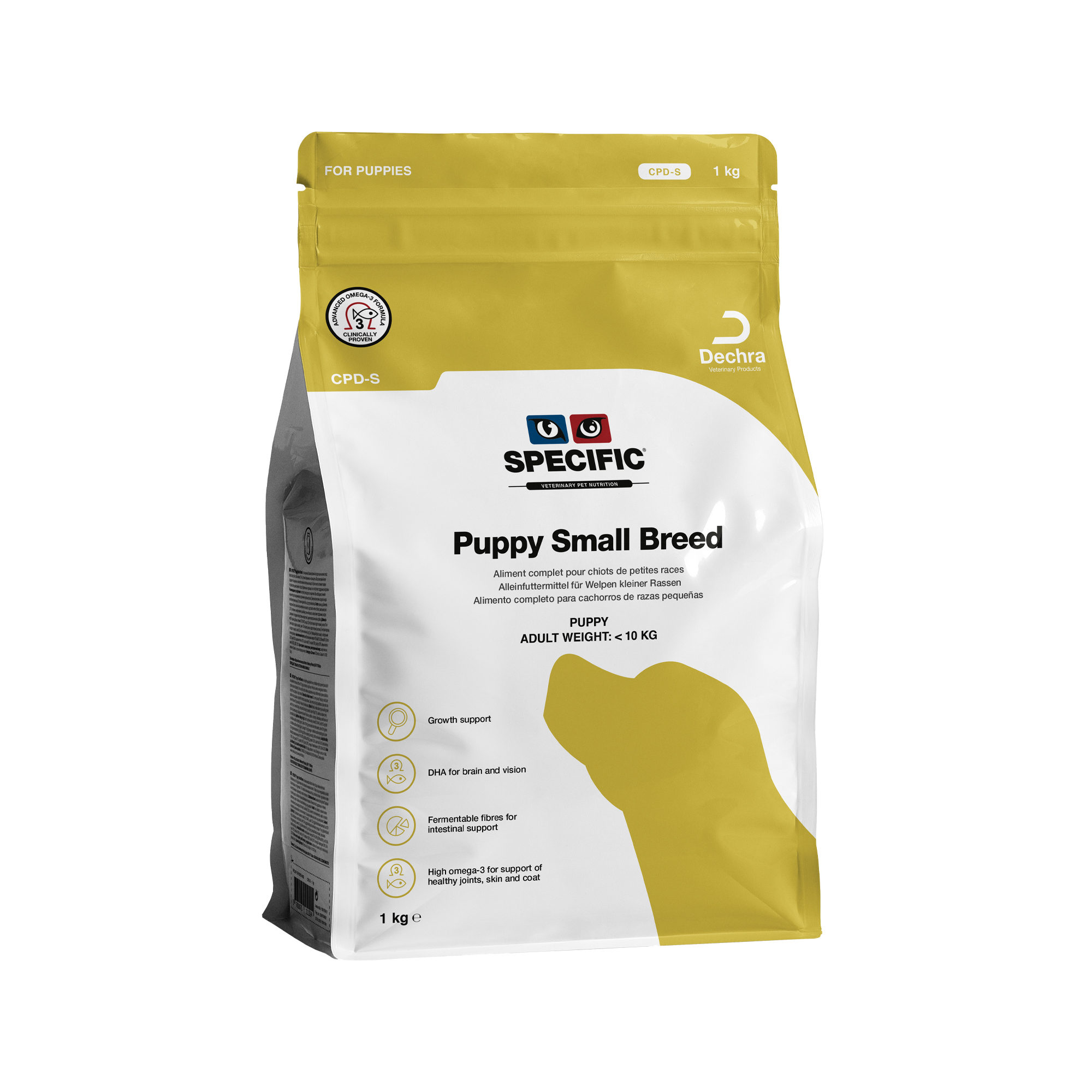 Specific Puppy Small Breed CPD-S Hundefutter