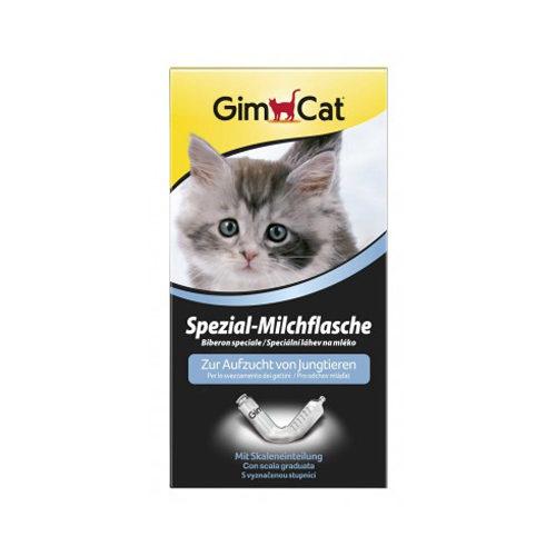GimCat Spezial Milchflasche