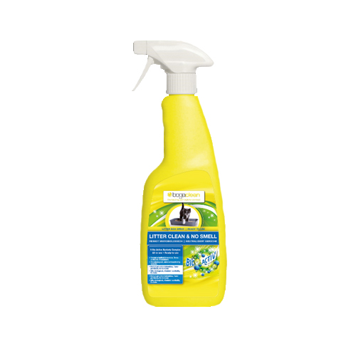 Bogaclean Clean & Smell Free Litterbox Spray