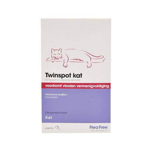 Flea Free Twinspot für Katzen