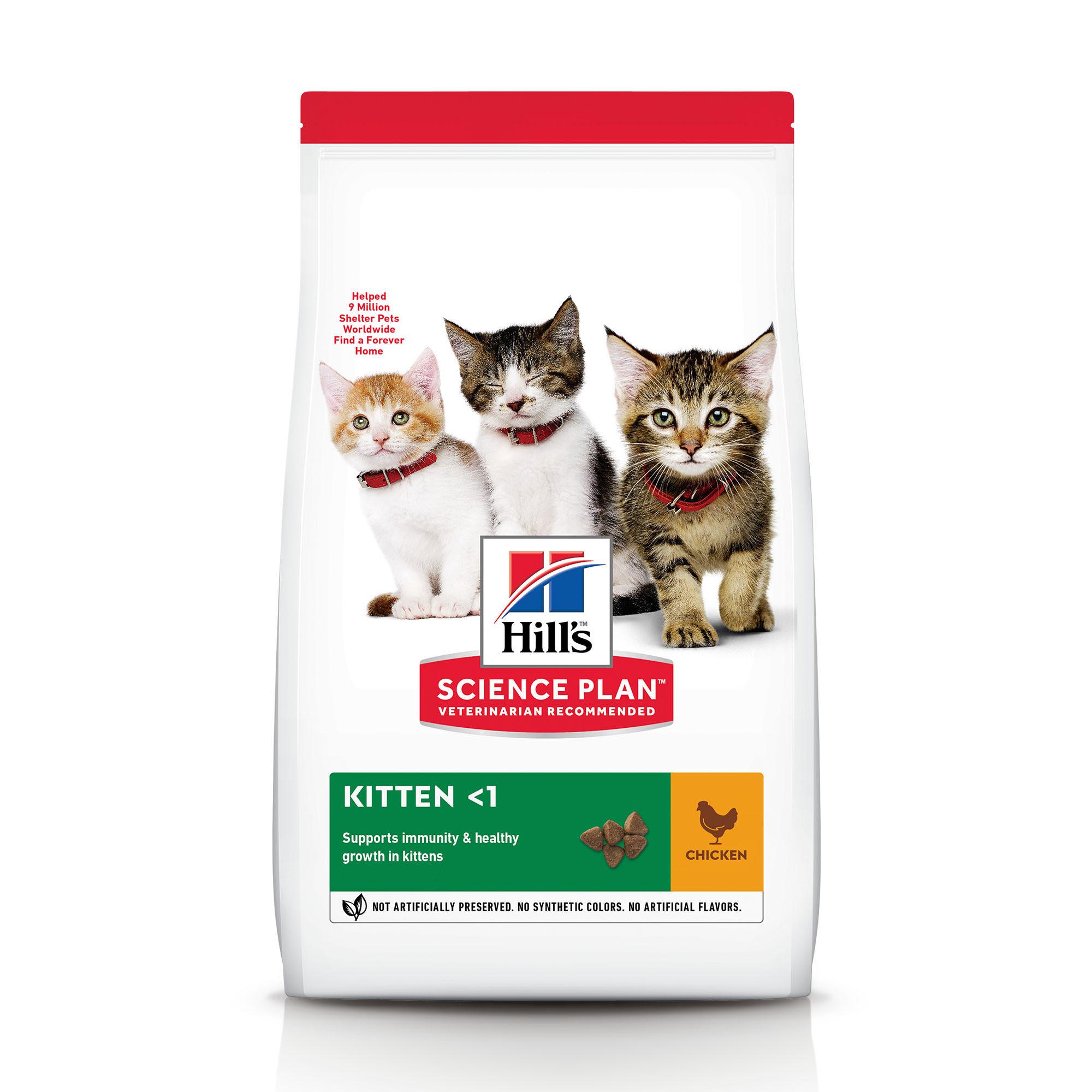 Hill's Science Plan Kittenfutter - Huhn