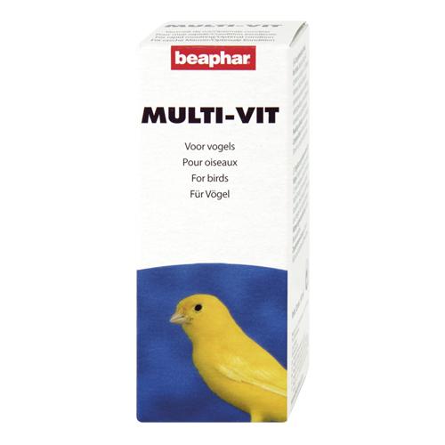 Beaphar Multi-Vit - 20 ml