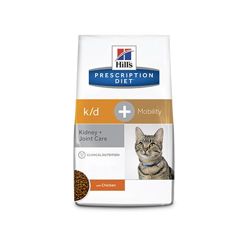 Hill's Prescription Diet k/d + Mobility Katzenfutter