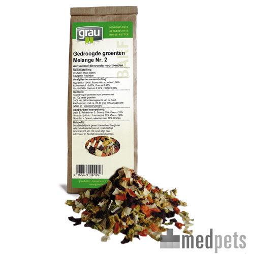 GRAU - Légumes séchés - Melange Nr. 2