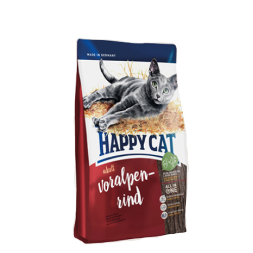 Happy Cat Adult Katzenfutter - Voralpen Rind