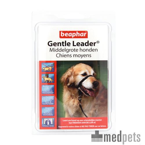 Beaphar Gentle Leader - Noir - M