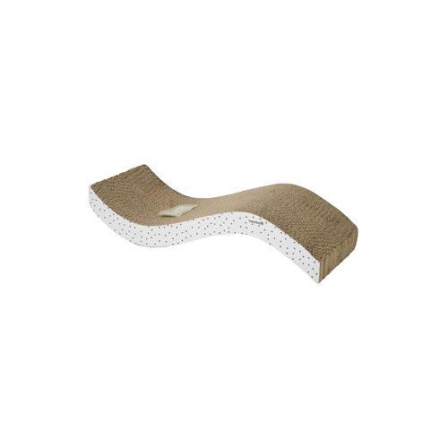 Beeztees Wiva - Planche à gratter en carton