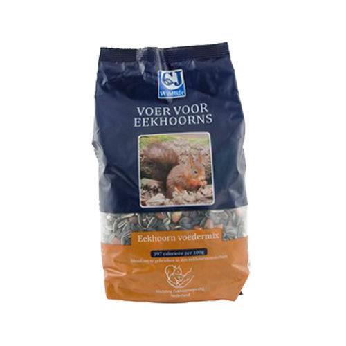 CJ Wildlife - Alimentation pour écureuil