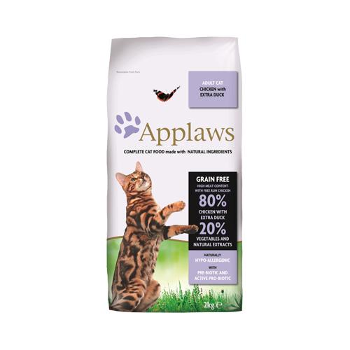 Applaws Adult - Poulet et canard - 2 kg