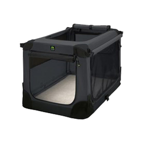 Maelson Soft Kennel - Caisse pour chien - Anthracite