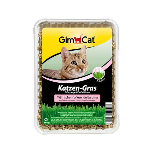 GimCat - Herbe à chat - Arôme des prés