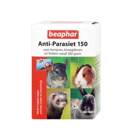 Beaphar Anti parasite lapin / rongeur 150