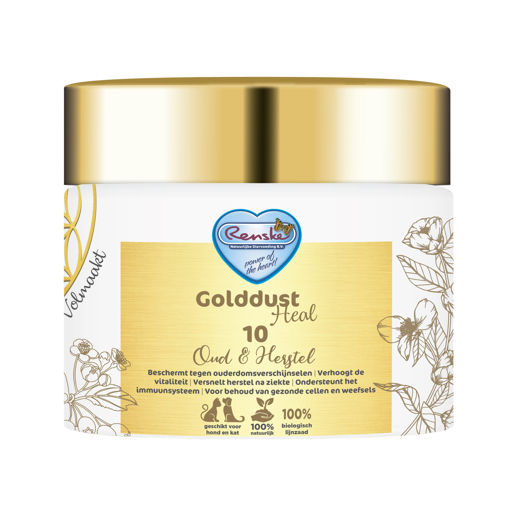 Renske Golddust Heal 10 - Âge et récupération