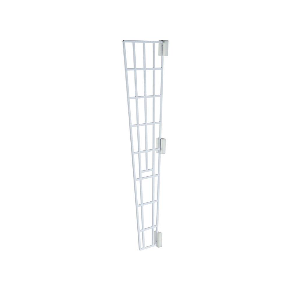 Trixie Schutzgitter für Kippfenster Seitenpaneel - Kunststoff