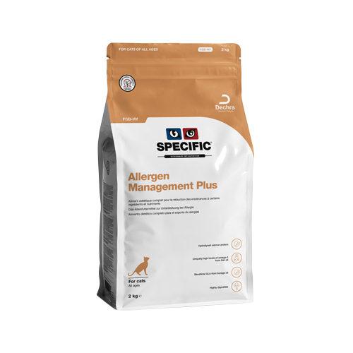 SPECIFIC Allergen Management Plus FOD-HY Katzenfutter