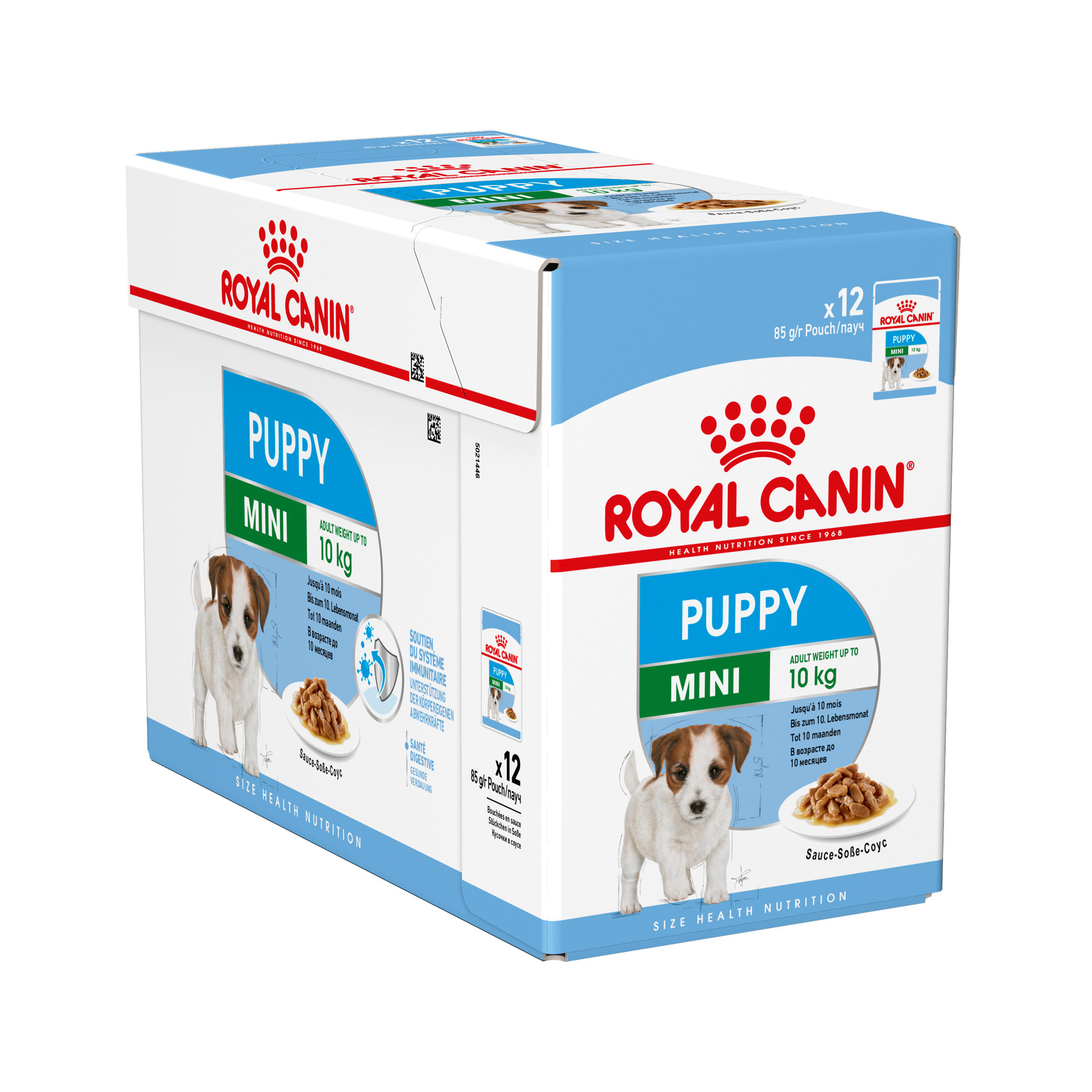 Royal Canin Mini Puppy Hundefutter - Frischebeutel