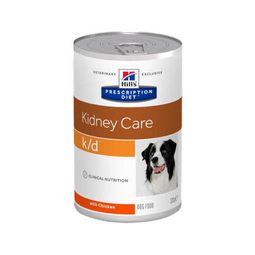 Hill's Prescription Diet k/d Kidney Care - Boîte