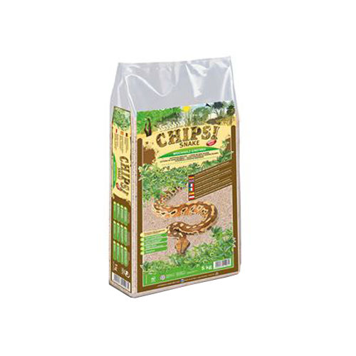 Chipsi Schlangen Einstreu