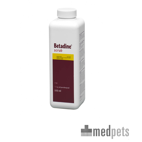 Betadine Scrub - 500 ml