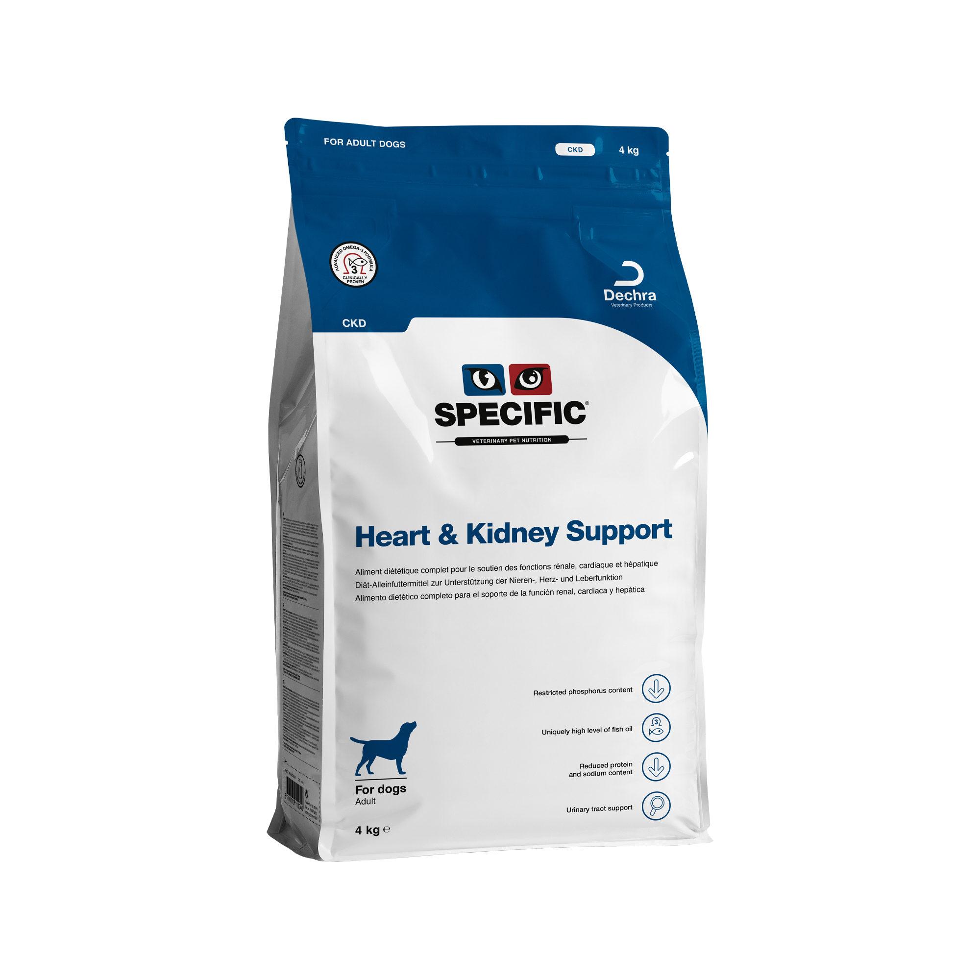 SPECIFIC Heart & Kidney Support CKD