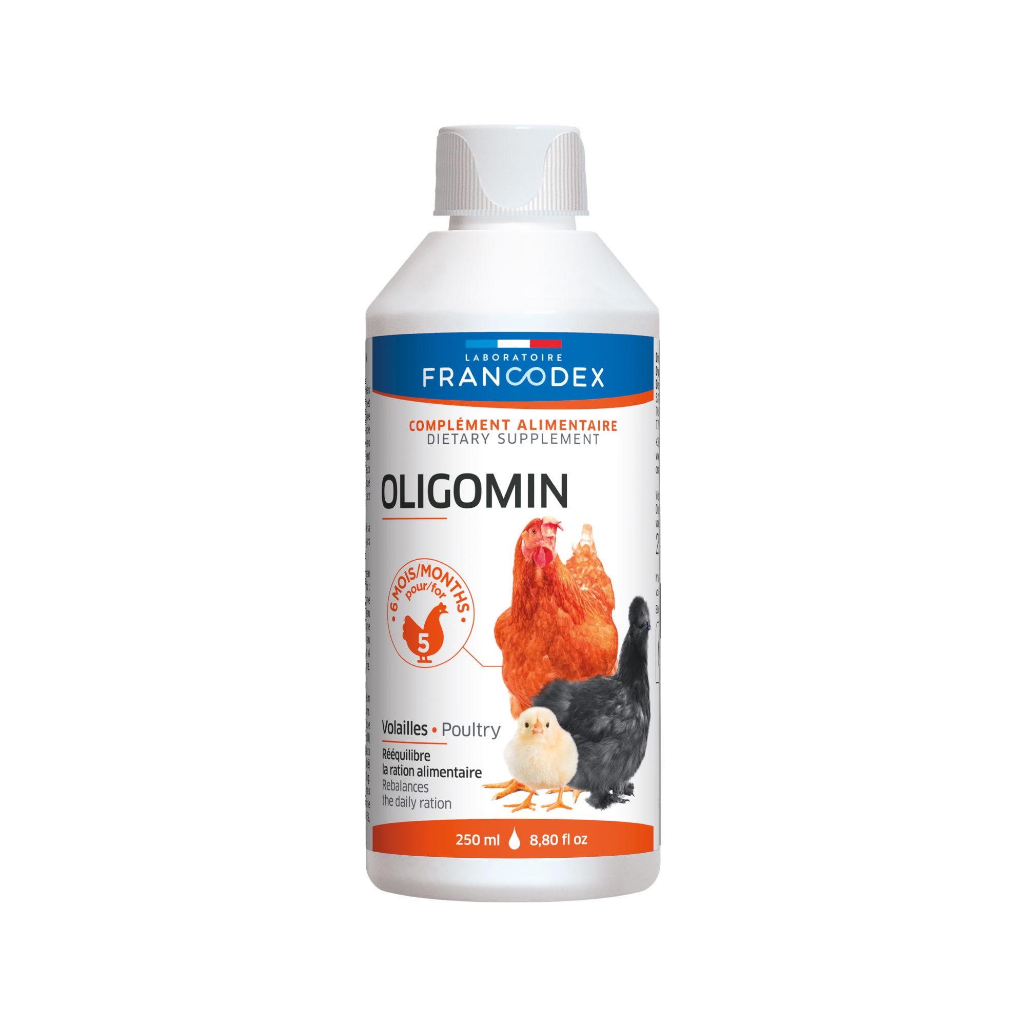 Francodex Oligomin für Geflügel