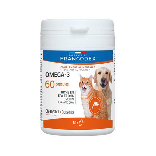 Francodex Omega 3 Kapseln