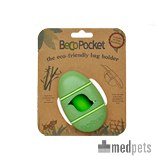 Beco Pocket Kotbeutelspender - Grün