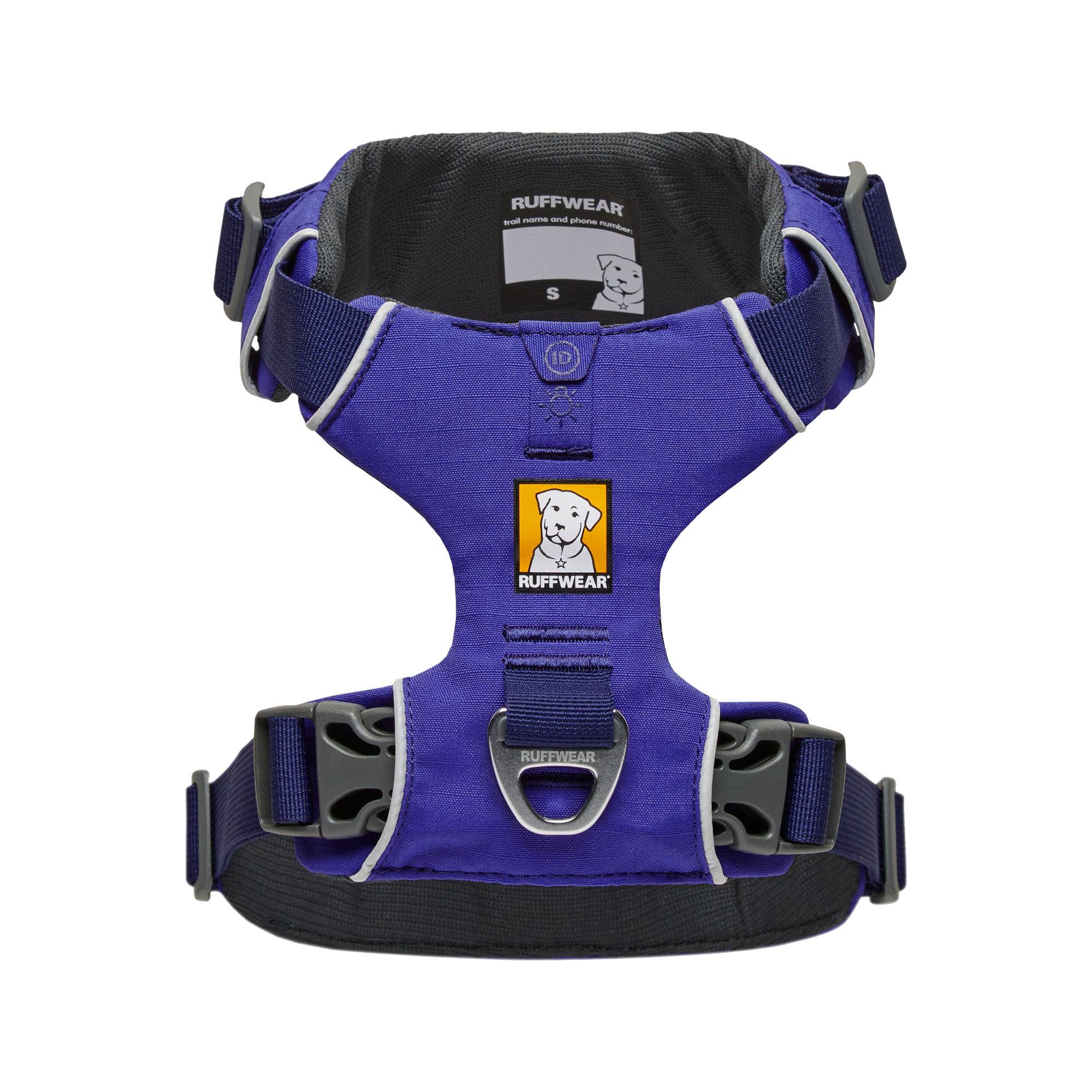 Ruffwear Front Range Harness - Huckleberry Blue