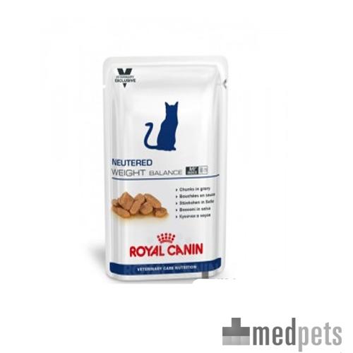 Royal Canin VCN - Neutered Weight Balance Katzenfutter - Frischebeutel