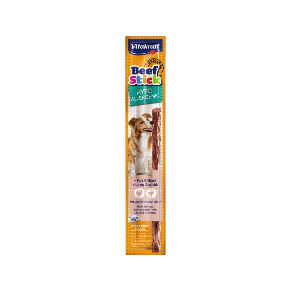 Vitakraft Beef Stick Original - Hypoallergenic